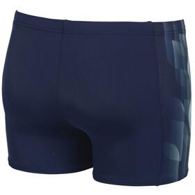 arena Mirrors Shorts Men, navy/golf green